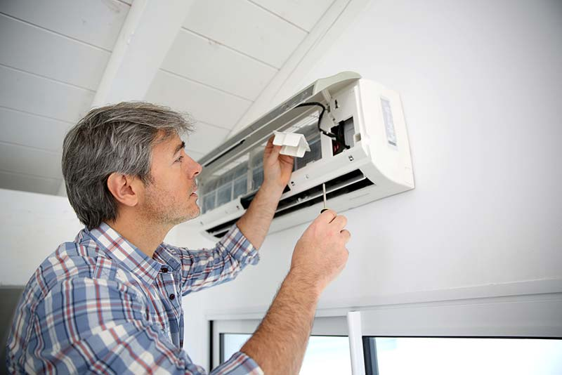 A/C System Maintenance